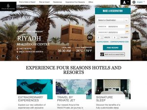 Portfolio - Four Seasons Hotels and Resorts