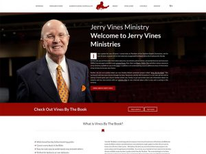 Portfolio - Jerry Vines