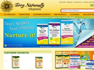 Portfolio - Terry Naturally Vitamins